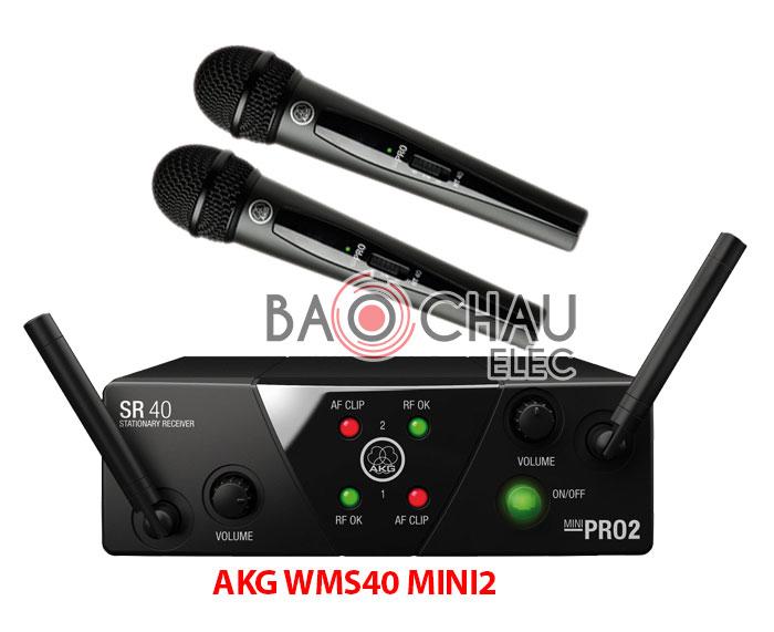 Micro AKG WMS40 MINI2