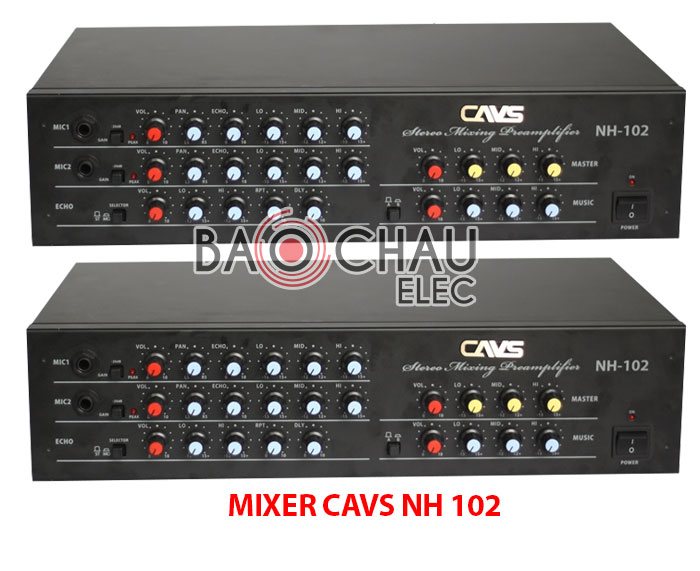 MIXER CAVS NH 102