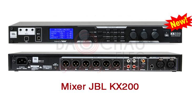 mixer JBL KX200