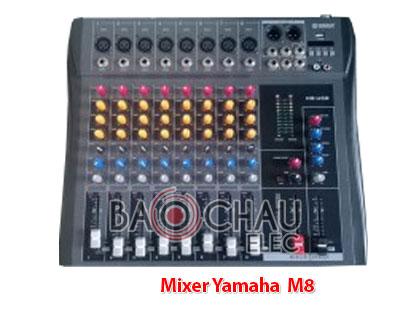 Mixer Yamaha M8