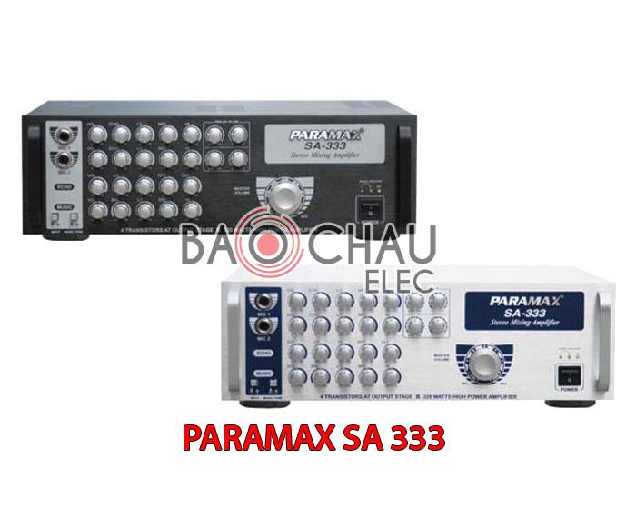 PARAMAX SA 333