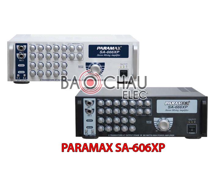 PARAMAX SA-606XP