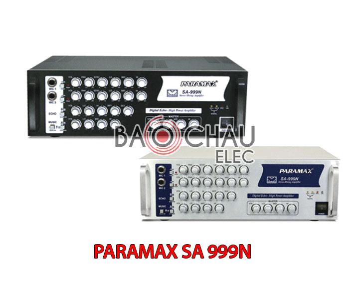 Amply PARAMAX SA 999N