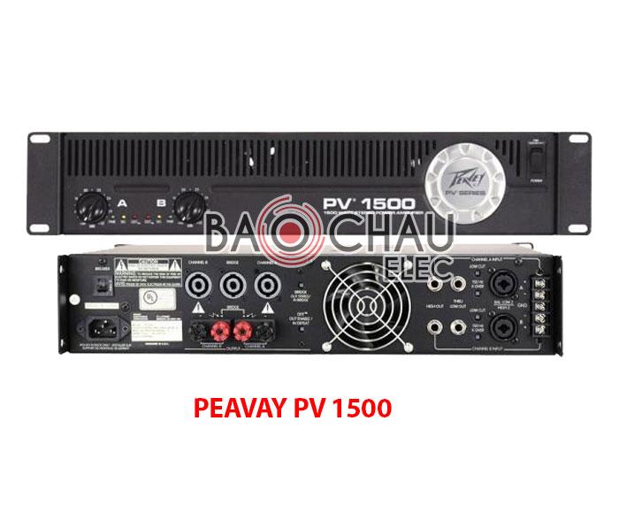 PEAVAY PV 1500