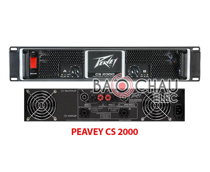 PEAVAY CS 2000