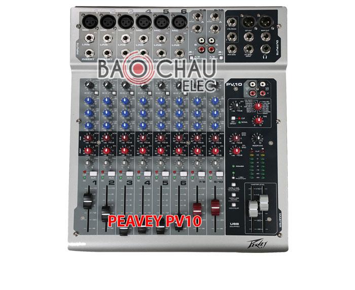 Bàn mixer Peavey PV10