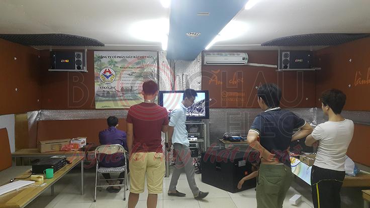 Phong hat gia dinh cao cap o Van Phuc Thuong Tin - 01