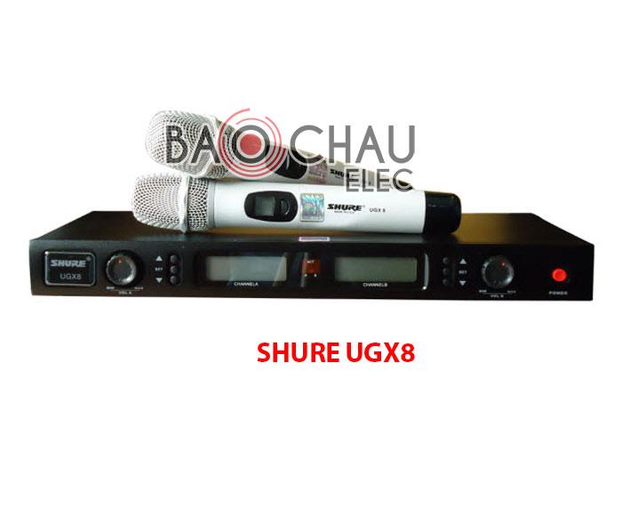 Micro karaoke Shure UGX8
