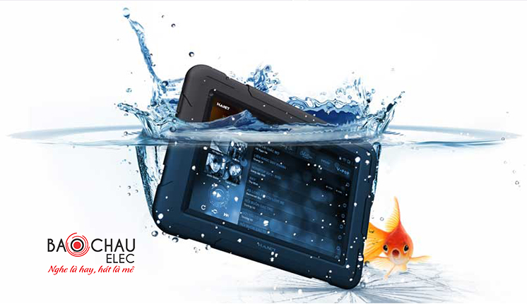 Máy tính bảng Hanet Smart List 10inch 2016 chống nước