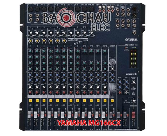 Xem thêm những dòng mixer khác tại Bảo Châu Audio
