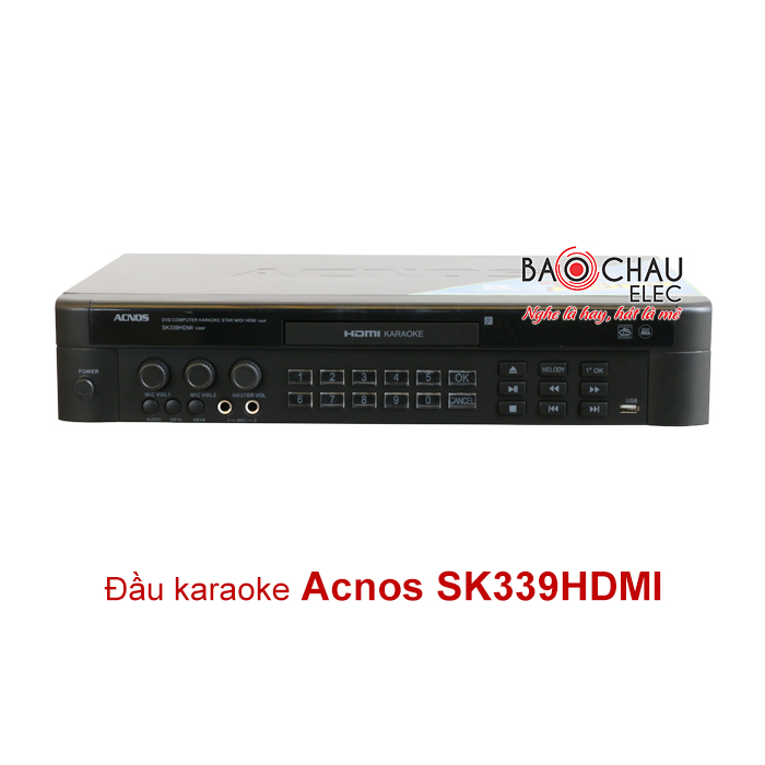 Đầu karaoke Acnos SK339HDMI giá rẻ nhất
