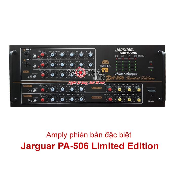 Amply Jarguar 506 Limited Edition chính hãng, giá tốt nhất