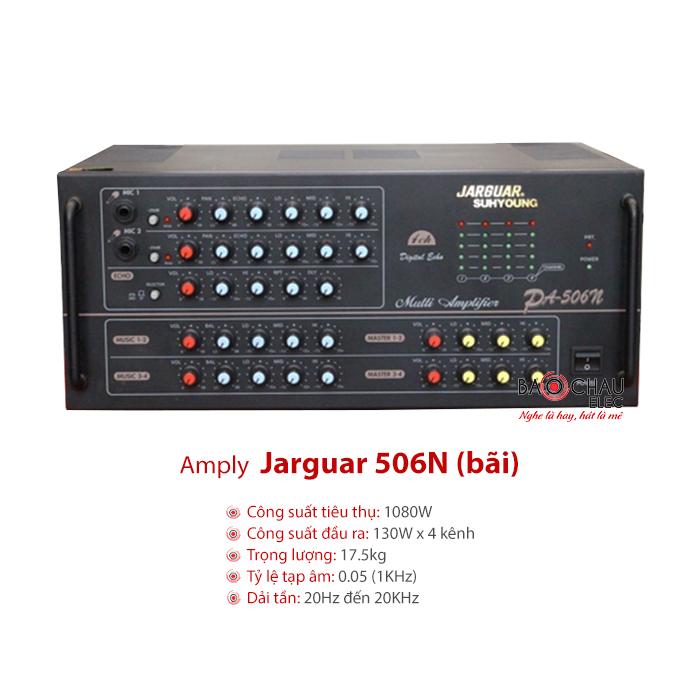 Amply Jarguar 506N hàng bãi xịn