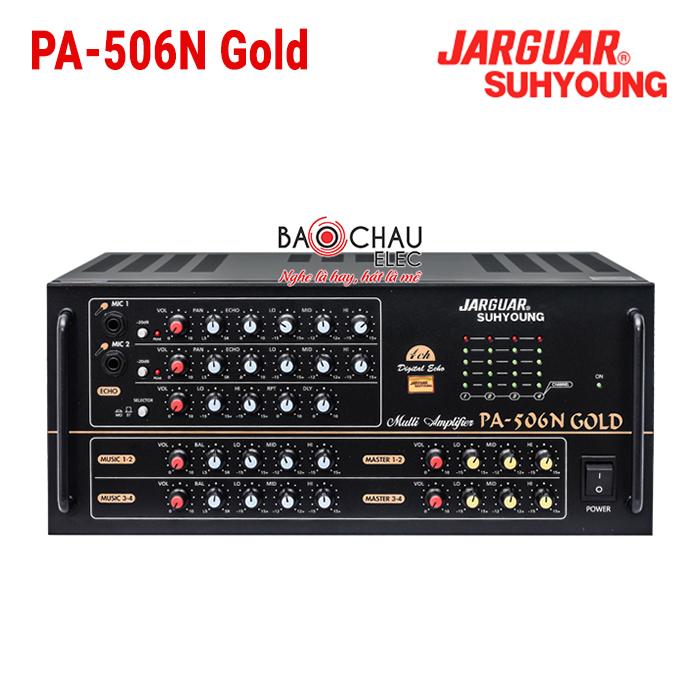 Amply Jarguar 506N Gold Komi