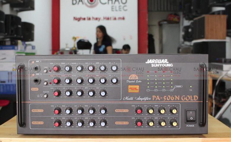 Xem thêm nhiều amply karaoke chính hãng giá tốt khác tại Bảo Châu Elec