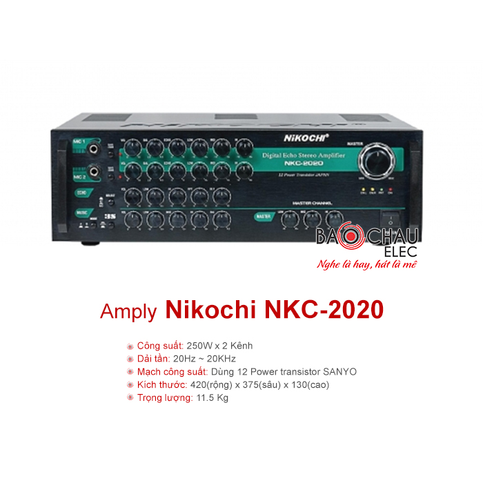 Amply Nikochi NKC-2020
