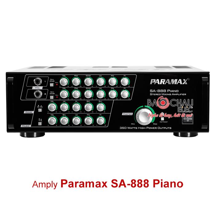 Amply PARAMAX SA888 Piano