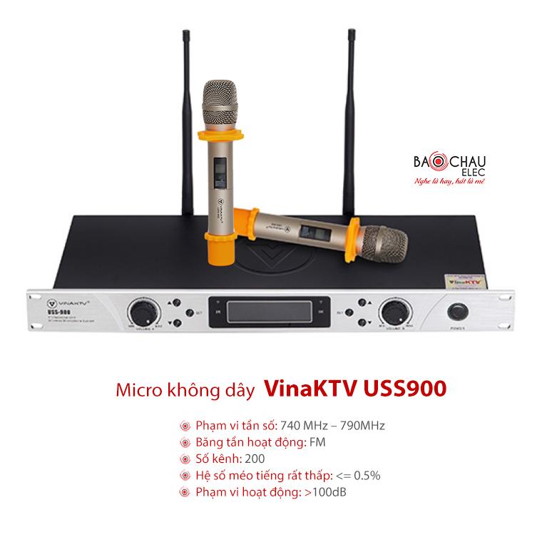 Micro VinaKTV USS 900