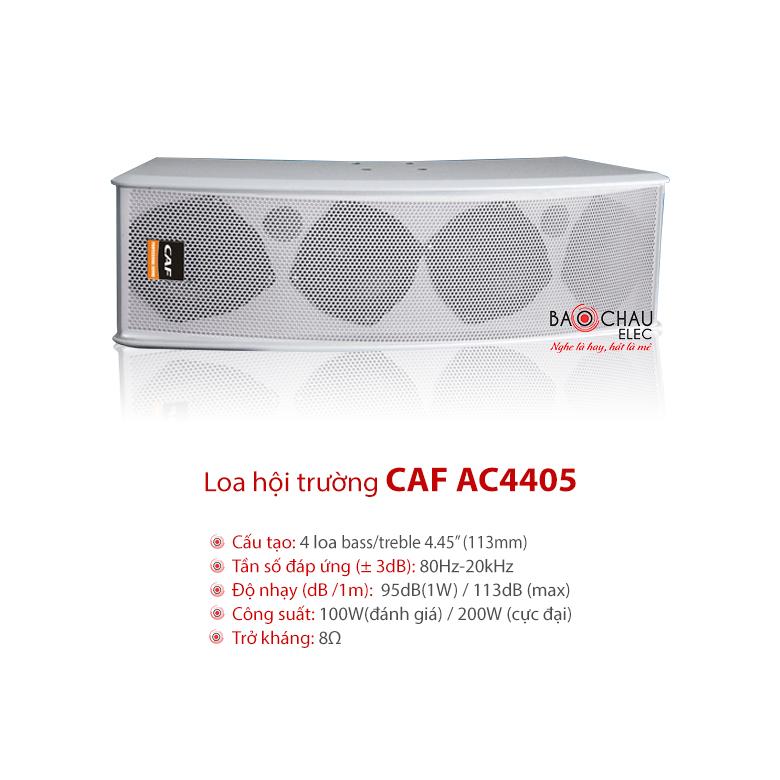 Loa CAF AC4405