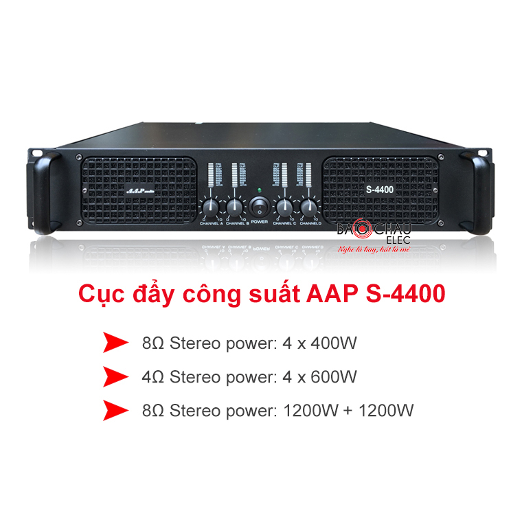 Cuc day AAP audio S-4400