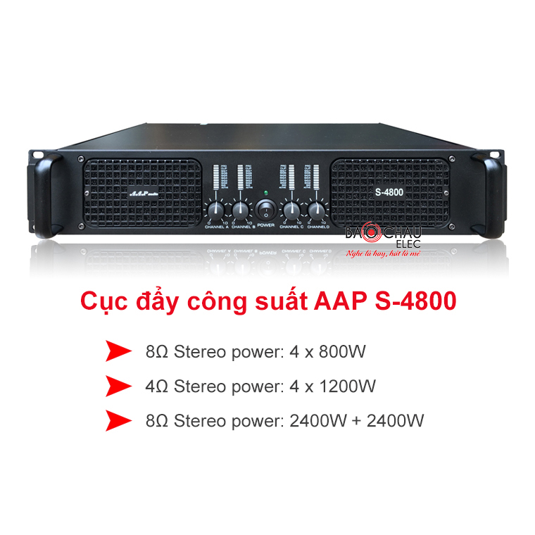 Cuc day AAP audio S-4800