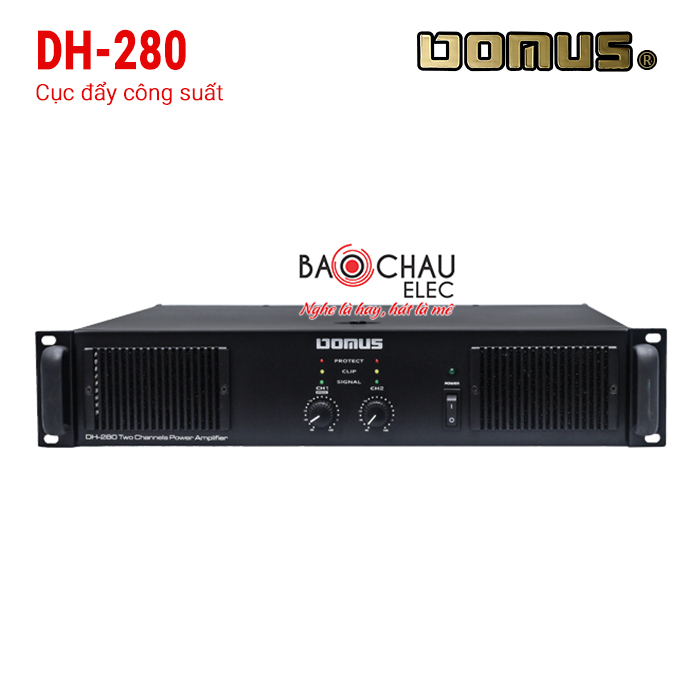 Cục đẩy công suất Domus DH-280