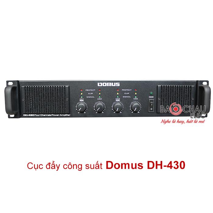 Cục đẩy Domus DH-430 chính hãng, giá tốt