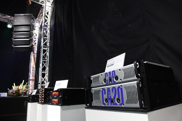 Cục đẩy Soundstandard CA sử dụng trong dàn âm thanh chuyên nghiệp