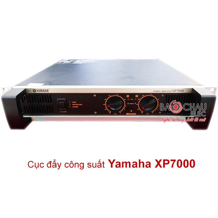 YAMAHA XP7000
