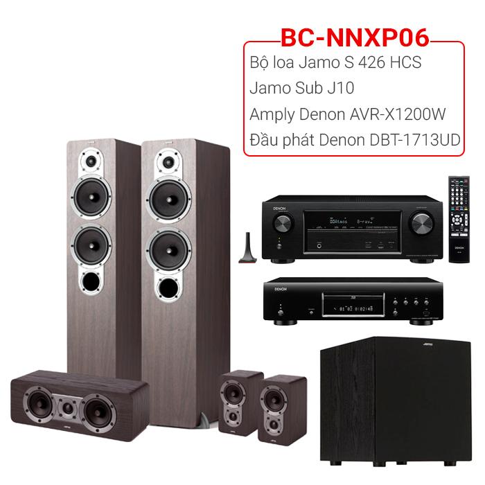 Dàn nghe nhạc, xem phim BC-NNXP06 (20m2⬇️)