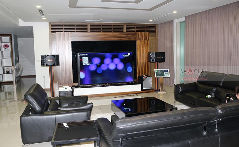 Dan karaoke chung cu Hoa Phat - 01