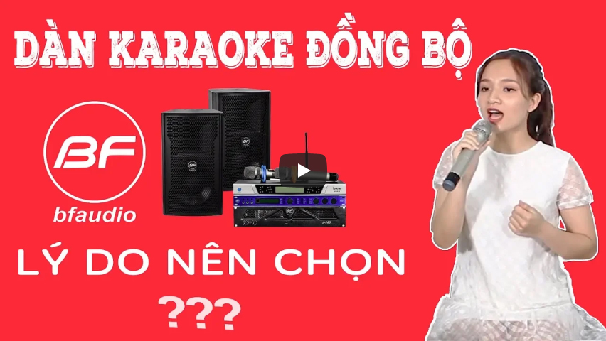 Dàn karaoke đồng bộ - lý do nên chọn