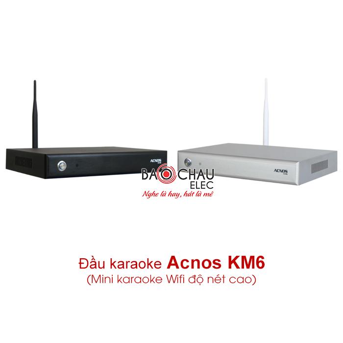 Đầu Acnos KM6 2TB