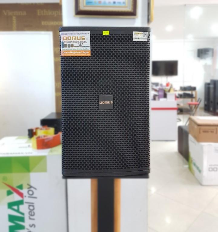 Loa Domus DP-6100 tại Bảo Châu Audio - ảnh 01