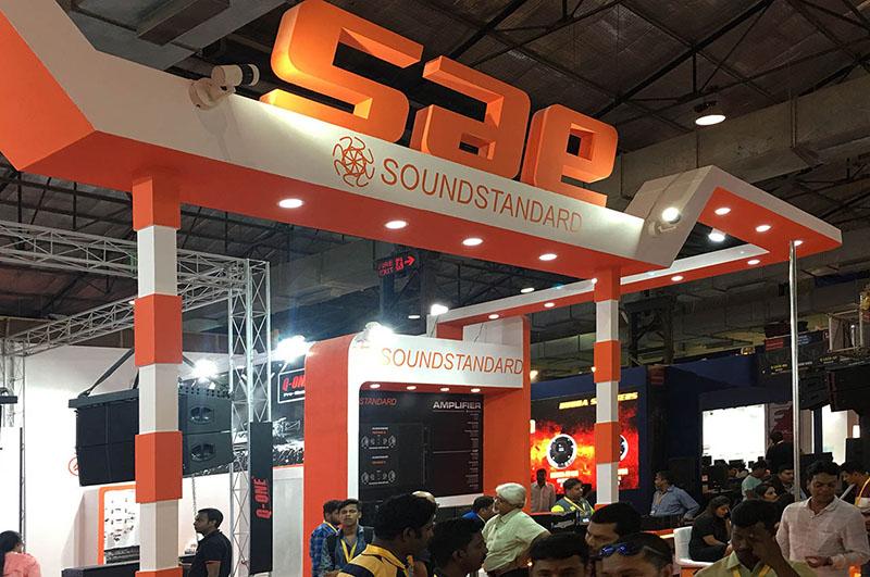 Hãng Soundstandard tại triển lãm âm thanh quốc tế 3