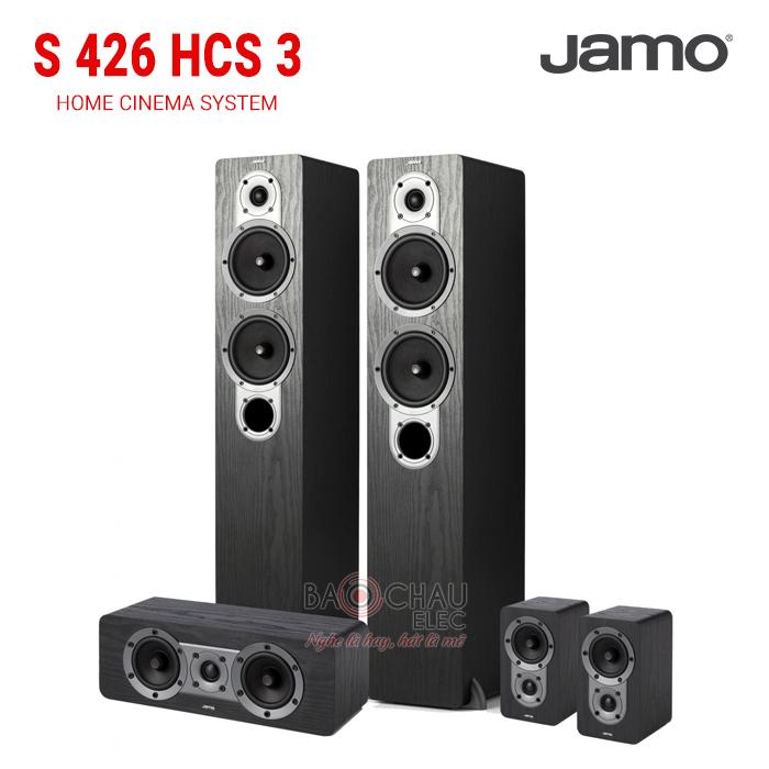 Hệ thống loa Jamo S426 HCS3