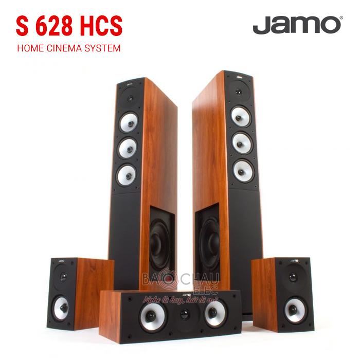 Hệ thống loa Jamo S628HCS