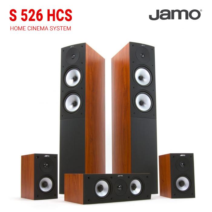 Hệ thống loa Jamo S526HCS