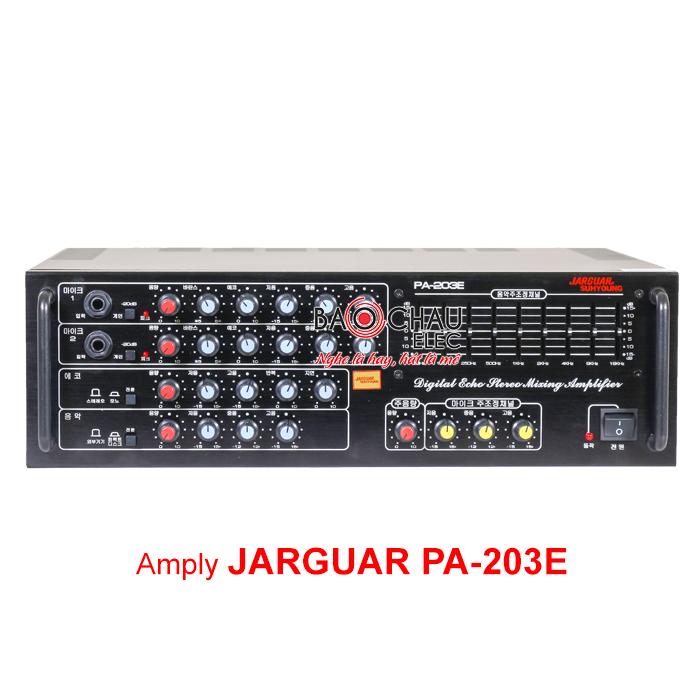 Amply Jarguar 203E chính hãng, giá tốt nhất