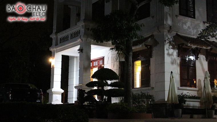 Lap dat bo dan cao cap tai biet thu Tuyen Quang - 09