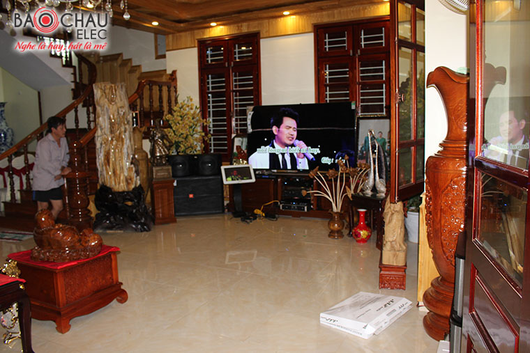 Lap dat bo dan cao cap tai biet thu Tuyen Quang - 10