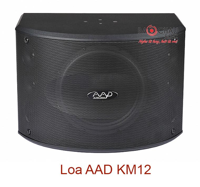 Loa AAD KM12