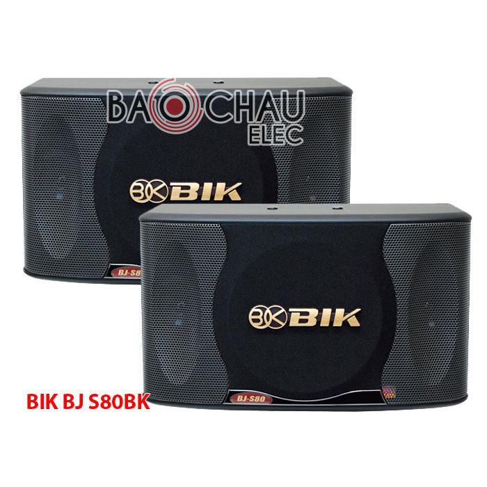 Loa BIK S80K