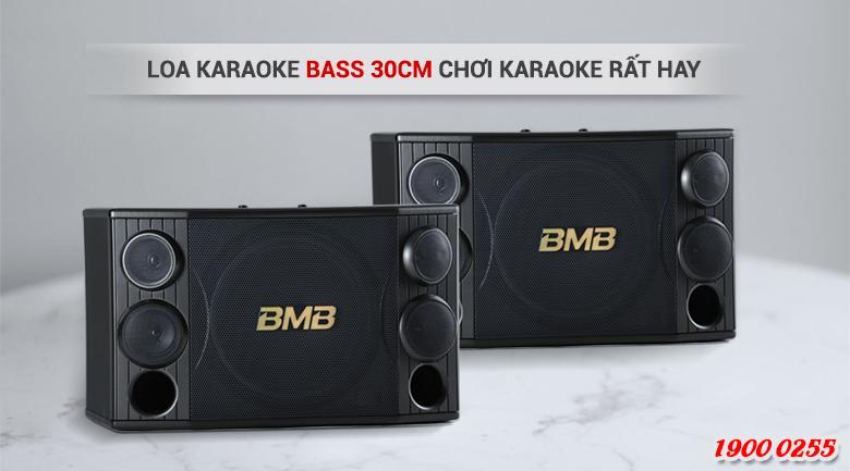 Loa BMB CSD-2000(SE) using