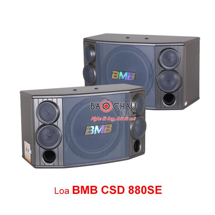 BMB CSD 880SE