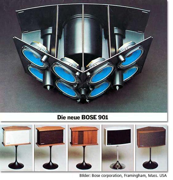 Loa Bose với rất nhiều kiểu dáng nhằm mang tới sự tối ưu nhất cho trải nghiệm của người dùng
