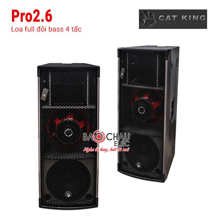 Loa Cat King Pro2.6