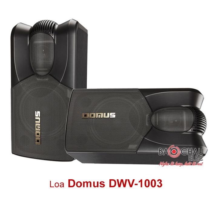 Loa Domus DWV-1003