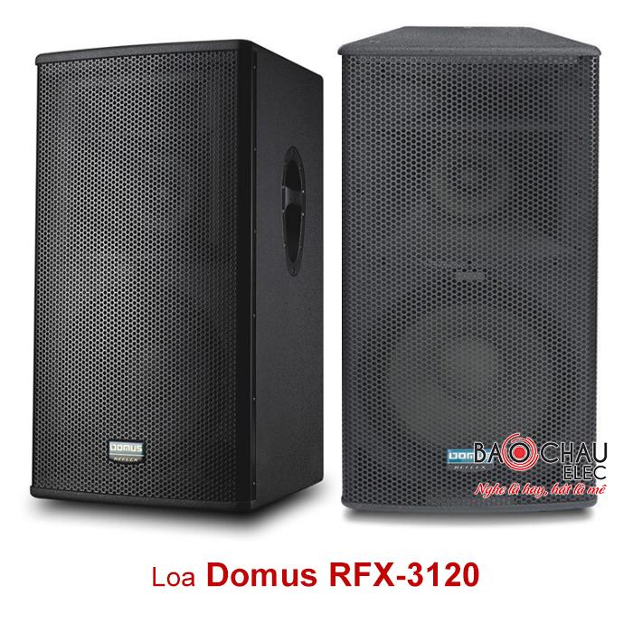 Loa Domus RFX-3120 chính hãng, giá tốt nhất