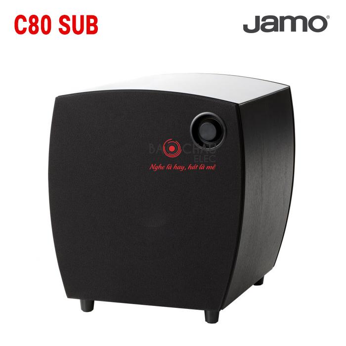 Loa Jamo C80 Sub